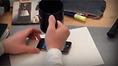 BUFF Lab Test Video : iPhone4 Shock Absorb Performance