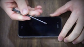 BUFF Lab Test Video : iPhone4 Scratch Proof Performance
