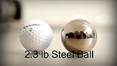 BUFF Lab Test Video : BUFF Steel Ball Impact Test